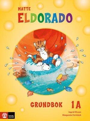 bokomslag Eldorado matte 1A Grundbok, andra upplagan