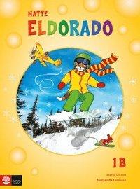 bokomslag Eldorado matte 1B Grundbok, andra upplagan