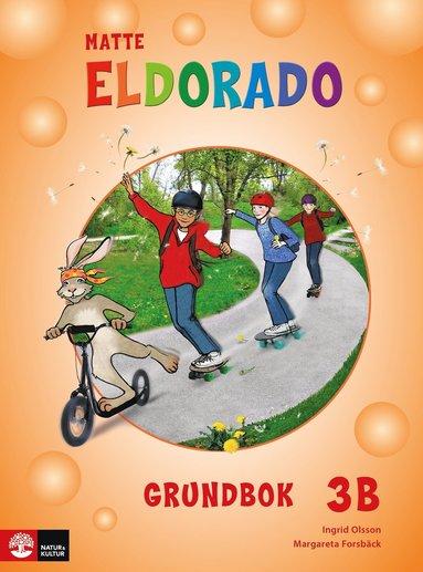 bokomslag Eldorado matte 3B Grundbok, andra upplagan
