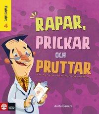 bokomslag Faktiskt Rapar, prickar och pruttar