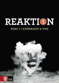 bokomslag Reaktion Kemi 1 Lärobok