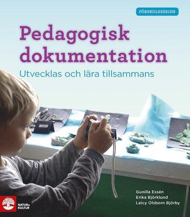 bokomslag Pedagogisk dokumentation