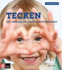 bokomslag Förskoleserien Tecken : ett verktyg för ökad kommunikation