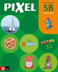 bokomslag Pixel 5B Grundbok, med digital färdighetsträning, andra upplagan