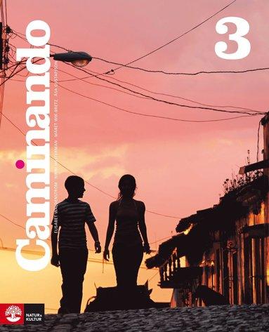 bokomslag Caminando 3 Lärobok inkl. ljud