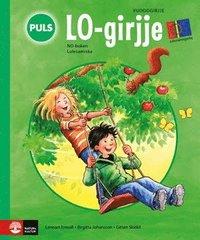 bokomslag PULS NO-boken 1-3 Grundbok Lulesamiska, första upplagan