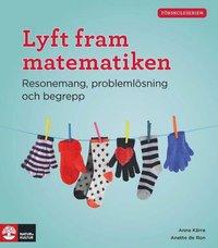 bokomslag Förskoleserien Lyft fram matematiken