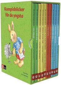 bokomslag Kompisar Kompisböcker för de yngsta, 10 titlar