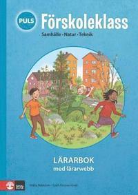 bokomslag PULS Förskoleklass Lärarbok med lärarwebb