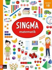 bokomslag Singma matematik 1B Lärobok