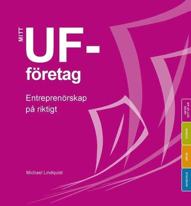 bokomslag Mitt UF-företag Grundbok