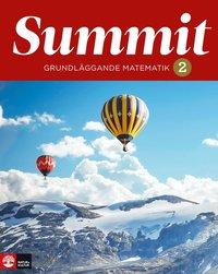 bokomslag Summit 2 Grundläggande matematik