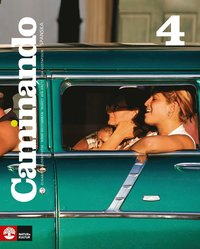 bokomslag Caminando 4 Lärobok inkl ljud, fjärde upplagan