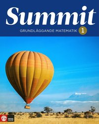 bokomslag Summit 1 grundläggande matematik