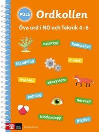 bokomslag PULS Ordkollen Öva ord i NO och Teknik 4-6