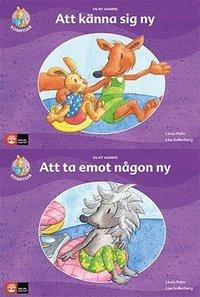 bokomslag Kompisar : En ny kompis 2 titlar i en bok