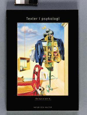 bokomslag Levander Texter i psykologi, andra upplagan