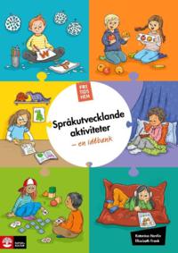 bokomslag Fritidshem Språkutvecklande aktiviteter - en idébank