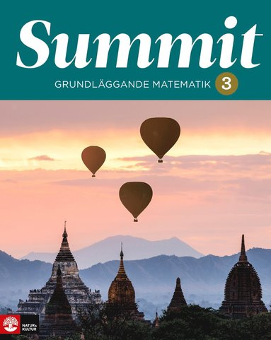 bokomslag Summit 3 grundläggande matematik