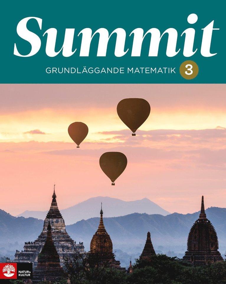 Summit 3 grundläggande matematik 1