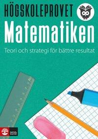 bokomslag Högskoleprovet : matematiken