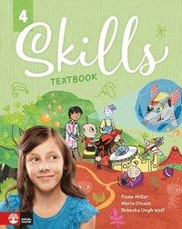 bokomslag Skills Textbook åk 4