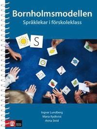 bokomslag Bornholmsmodellen : Språklekar i förskoleklass
