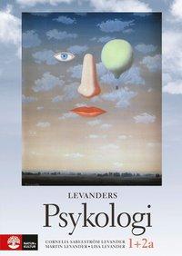 bokomslag Levanders Psykologi 1+2a