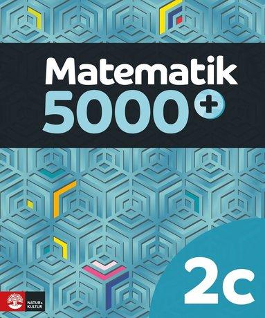 bokomslag Matematik 5000+ Kurs 2c Lärobok