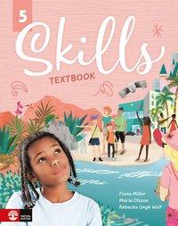 bokomslag Skills Textbook åk 5