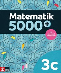 bokomslag Matematik 5000+ Kurs 3c Lärobok