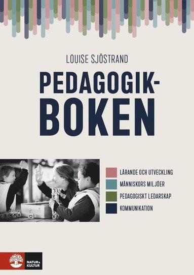 bokomslag Pedagogikboken