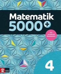 bokomslag Matematik 5000+ Kurs 4 Lärobok