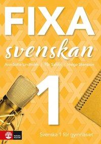 bokomslag Fixa svenskan 1