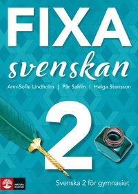 bokomslag Fixa svenskan 2