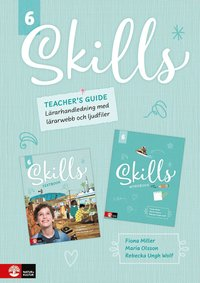 bokomslag Skills Teacher's Guide åk 6 inkl ljudfiler och dig
