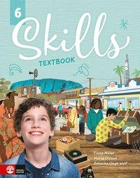 bokomslag Skills Textbook åk 6