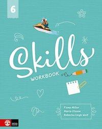bokomslag Skills Workbook åk 6 inkl elevwebb