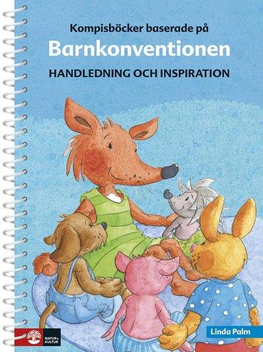 bokomslag Kompisböcker baserade på Barnkonventionen : handledning och inspiration