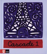 bokomslag Cascade 1 Allt-i-ett-bok åk 6