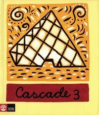 bokomslag Cascade 3 Huvudbok åk 8