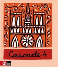 bokomslag Cascade 4 Huvudbok åk 9