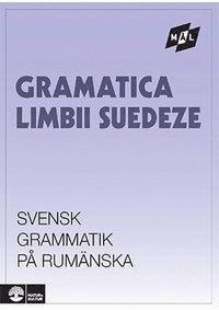 bokomslag Mål Svensk grammatik på rumänska