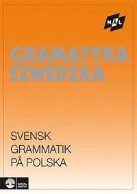 bokomslag Mål Svensk grammatik på polska