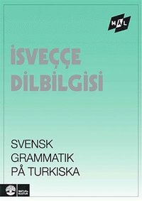 bokomslag Mål Svensk grammatik på turkiska