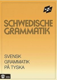 bokomslag Mål Svensk grammatik på tyska