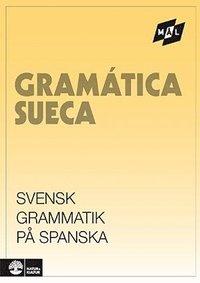 bokomslag Mål Svensk grammatik på spanska