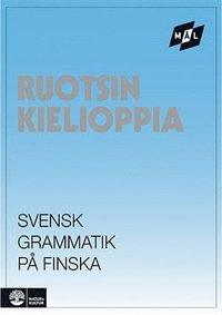 Mål Svensk grammatik på finska