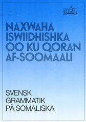bokomslag Mål Svensk grammatik på somaliska