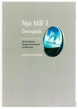 bokomslag Nya mål. 3, Övningsbok